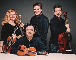 picture of Pavel Haas Quartet