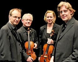 picture of Frith Piano Quartet players